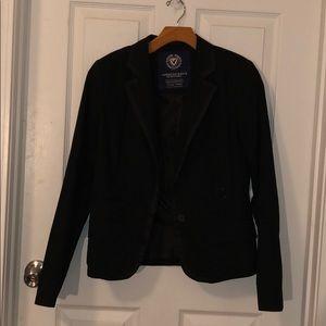 Petite black blazer